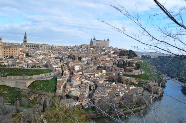 Vista de Toledo.