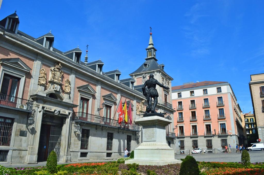 Plaza de la Villa.