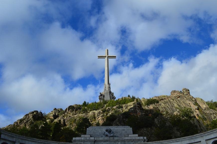Vista de la Cruz Sobre el Valle.