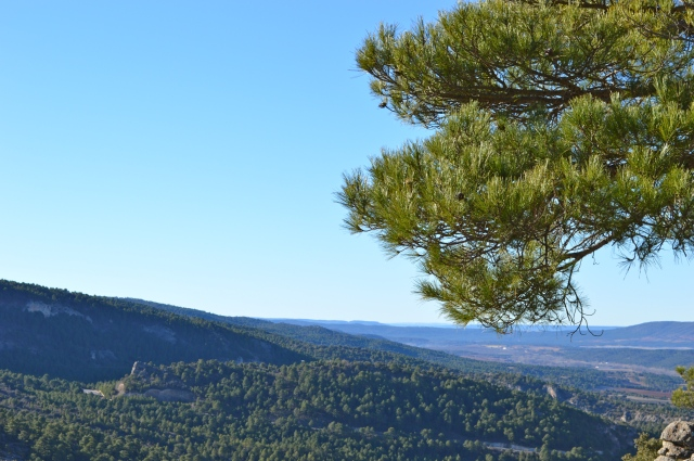 Sierra de Cuenca.