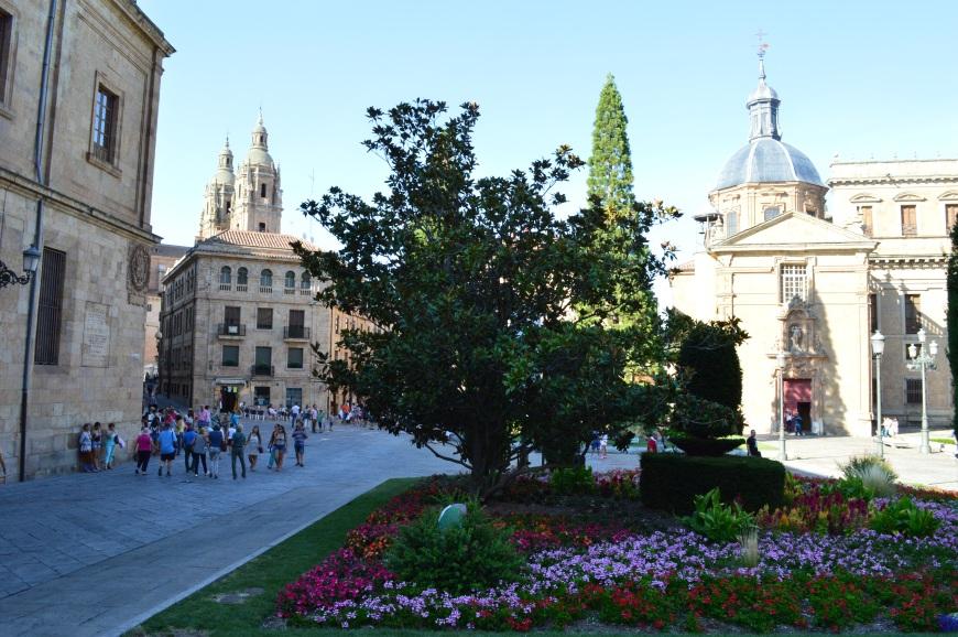 Plaza de Anaya.